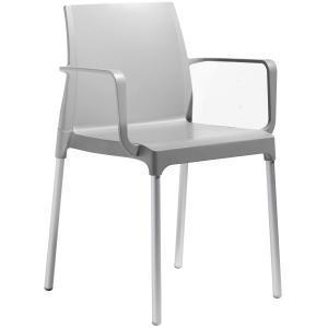 Poltrona Alluminio Chloe 1653 02