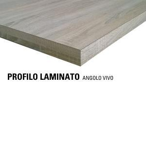 Profilo Laminato Angolo Vivo