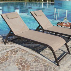 Spiaggia Lettino Comfort 6009 02
