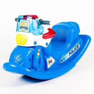 Dondolo Moto Polizia